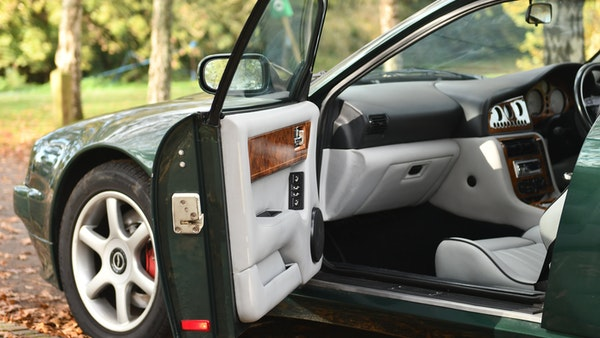1997 Aston Martin V8 Coupe For Sale (picture 20 of 95)