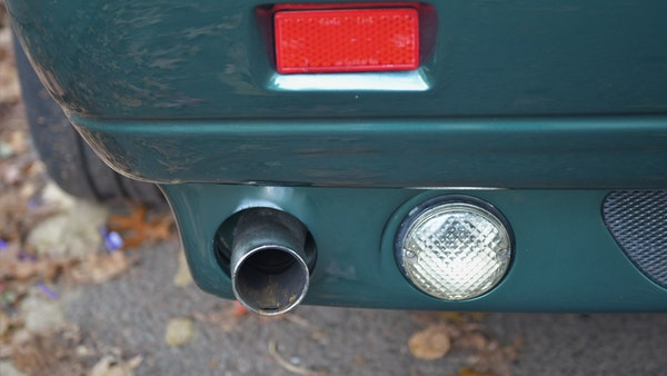 RESERVE REMOVED! - 1997 Aston Martin V8 Coupe For Sale (picture 56 of 95)