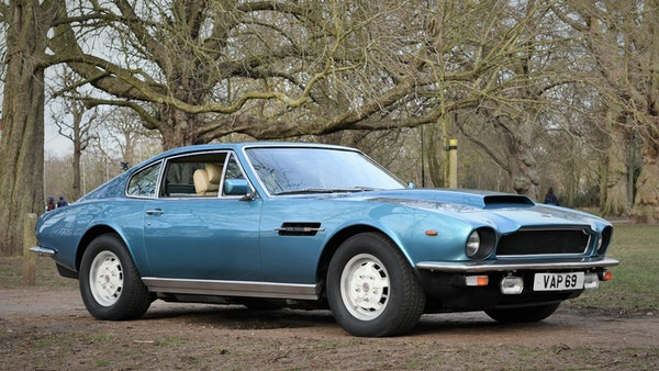 1978 Aston Martin V8 For Sale (picture 3 of 122)