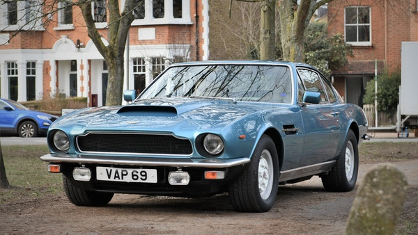 1978 Aston Martin V8 For Sale (picture 21 of 122)