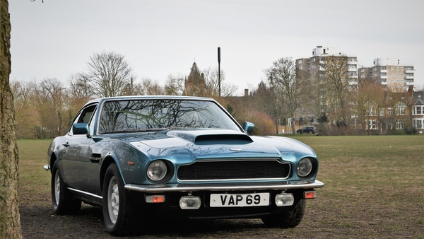 1978 Aston Martin V8 For Sale (picture 9 of 122)