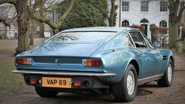 1978 Aston Martin V8 For Sale (picture 11 of 122)