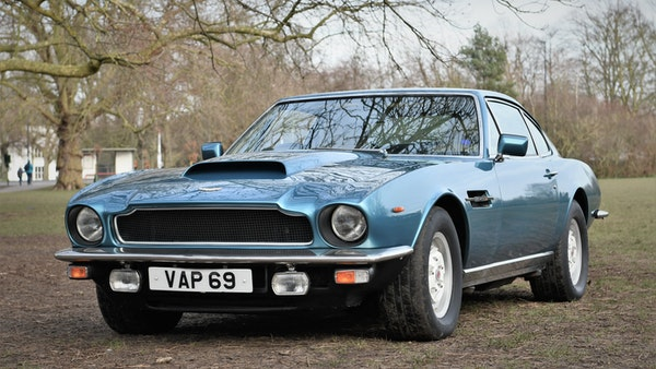 1978 Aston Martin V8 For Sale (picture 23 of 122)