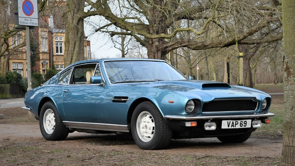 1978 Aston Martin V8 For Sale (picture 19 of 122)