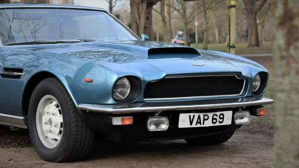 1978 Aston Martin V8 For Sale (picture 20 of 122)