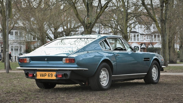 1978 Aston Martin V8 For Sale (picture 27 of 122)