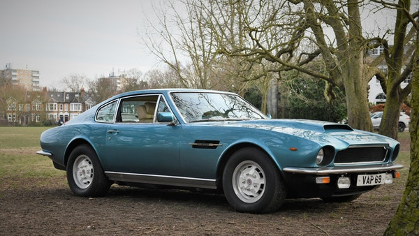 1978 Aston Martin V8 For Sale (picture 26 of 122)