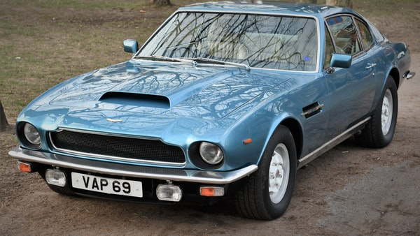 1978 Aston Martin V8 For Sale (picture 8 of 122)