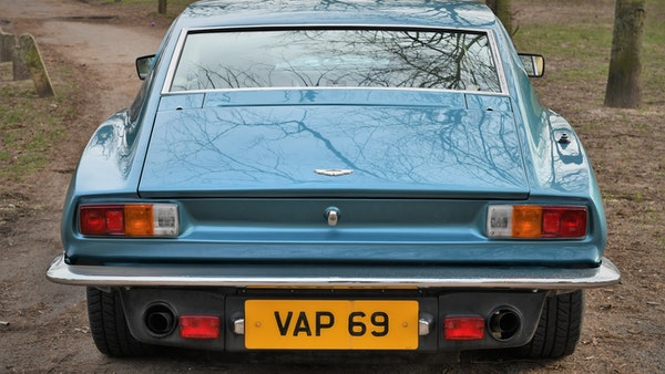 1978 Aston Martin V8 For Sale (picture 16 of 122)