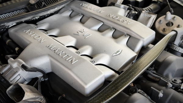 2007 Aston Martin Vanquish S For Sale (picture 84 of 135)