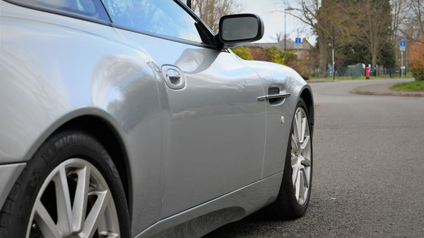 2007 Aston Martin Vanquish S For Sale (picture 67 of 135)