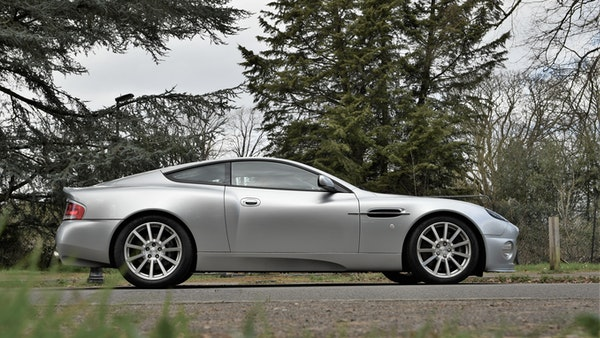 2007 Aston Martin Vanquish S For Sale (picture 6 of 135)