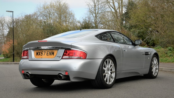 2007 Aston Martin Vanquish S For Sale (picture 15 of 135)