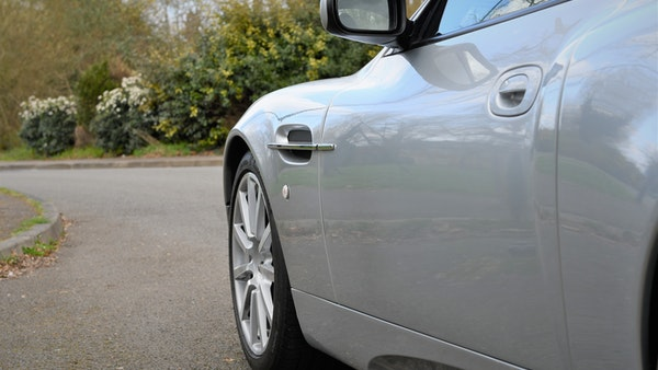 2007 Aston Martin Vanquish S For Sale (picture 75 of 135)