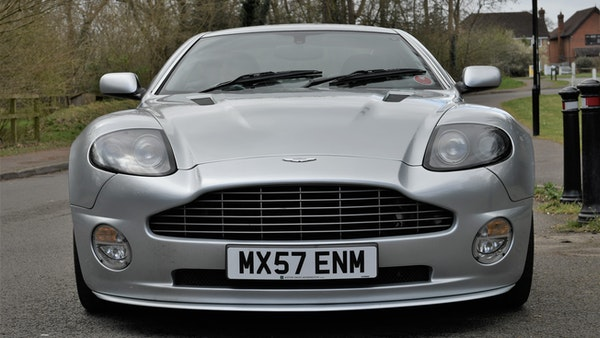 2007 Aston Martin Vanquish S For Sale (picture 4 of 135)