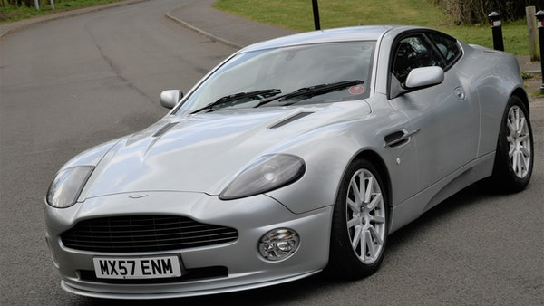 2007 Aston Martin Vanquish S For Sale (picture 9 of 135)