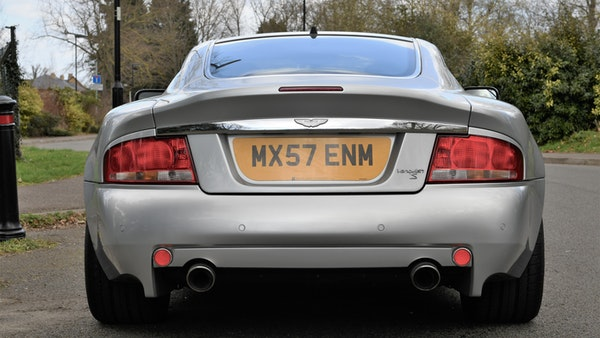 2007 Aston Martin Vanquish S For Sale (picture 5 of 135)