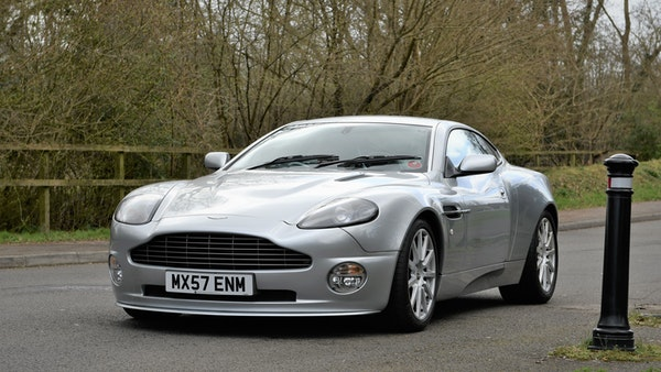 2007 Aston Martin Vanquish S For Sale (picture 10 of 135)