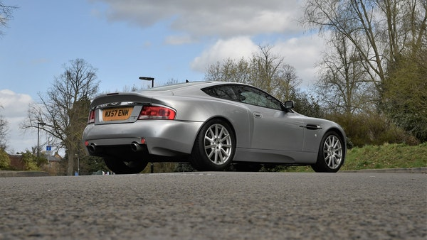 2007 Aston Martin Vanquish S For Sale (picture 19 of 135)