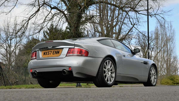 2007 Aston Martin Vanquish S For Sale (picture 18 of 135)