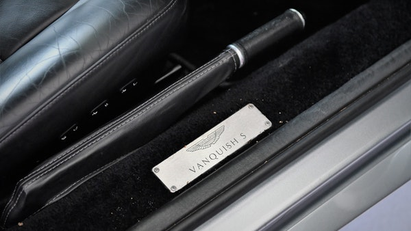2007 Aston Martin Vanquish S For Sale (picture 36 of 135)