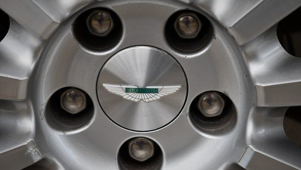 2007 Aston Martin Vanquish S For Sale (picture 76 of 135)