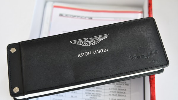 2007 Aston Martin Vanquish S For Sale (picture 92 of 135)