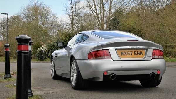 2007 Aston Martin Vanquish S For Sale (picture 12 of 135)