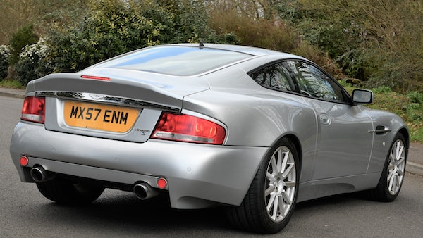 2007 Aston Martin Vanquish S For Sale (picture 16 of 135)