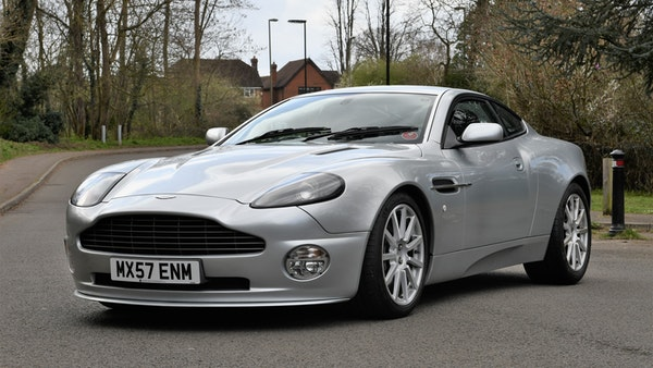 2007 Aston Martin Vanquish S For Sale (picture 1 of 135)