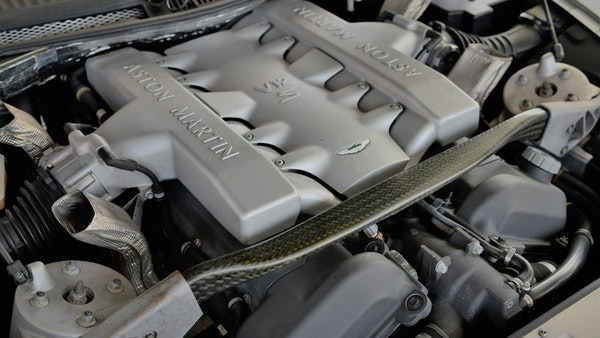 2007 Aston Martin Vanquish S For Sale (picture 81 of 135)