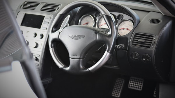 2007 Aston Martin Vanquish S For Sale (picture 25 of 135)