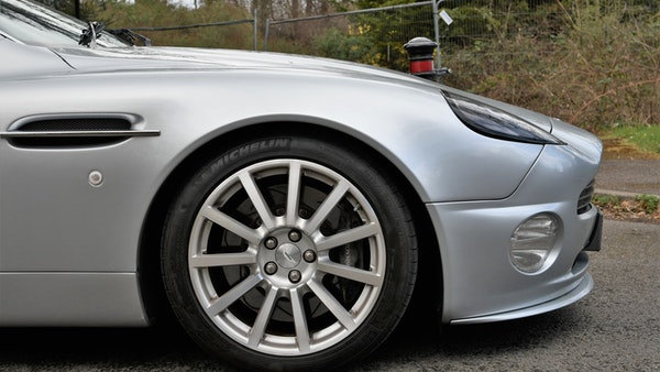 2007 Aston Martin Vanquish S For Sale (picture 63 of 135)