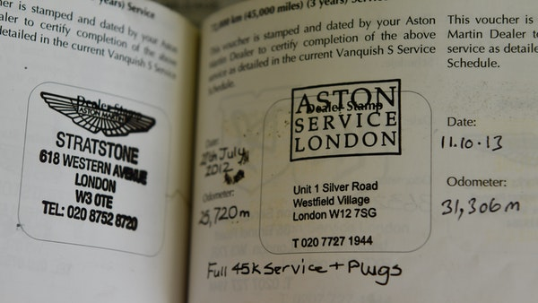 2007 Aston Martin Vanquish S For Sale (picture 101 of 135)