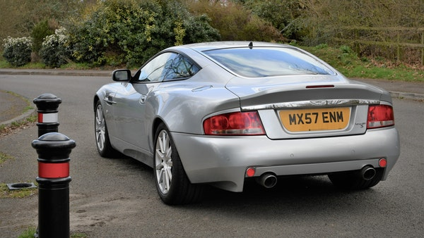 2007 Aston Martin Vanquish S For Sale (picture 11 of 135)
