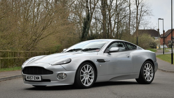 2007 Aston Martin Vanquish S For Sale (picture 7 of 135)