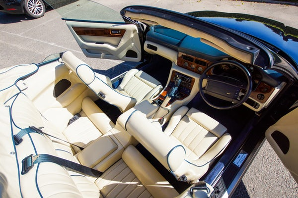 1995 Aston Martin Virage 5.3 V8 Volante - RESERVE LOWERED For Sale (picture 68 of 110)