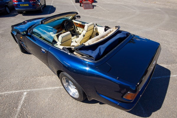 1995 Aston Martin Virage 5.3 V8 Volante - RESERVE LOWERED For Sale (picture 39 of 110)