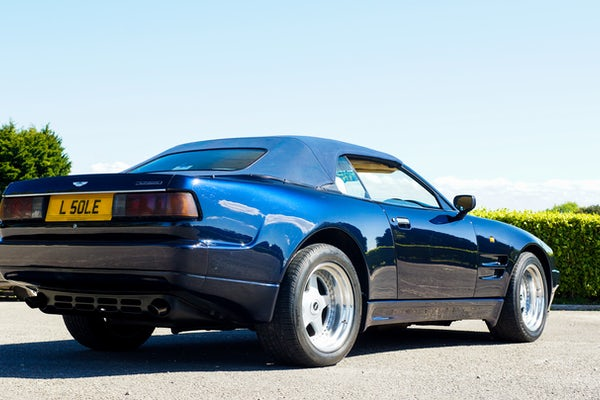 1995 Aston Martin Virage 5.3 V8 Volante - RESERVE LOWERED For Sale (picture 18 of 110)