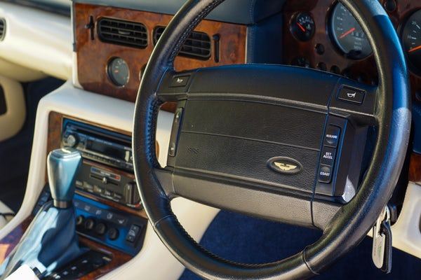 1995 Aston Martin Virage 5.3 V8 Volante - RESERVE LOWERED For Sale (picture 57 of 110)