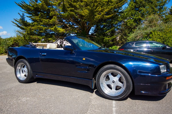 1995 Aston Martin Virage 5.3 V8 Volante - RESERVE LOWERED For Sale (picture 33 of 110)