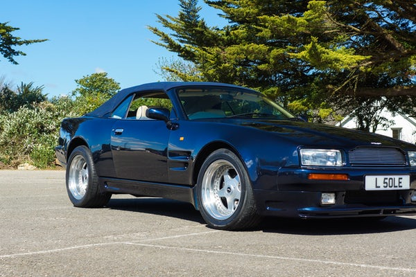 1995 Aston Martin Virage 5.3 V8 Volante - RESERVE LOWERED For Sale (picture 1 of 110)
