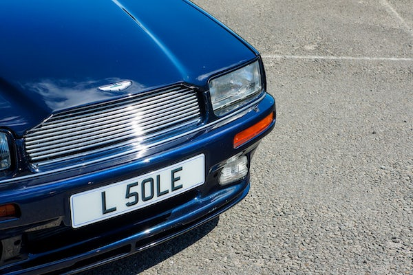 1995 Aston Martin Virage 5.3 V8 Volante - RESERVE LOWERED For Sale (picture 49 of 110)
