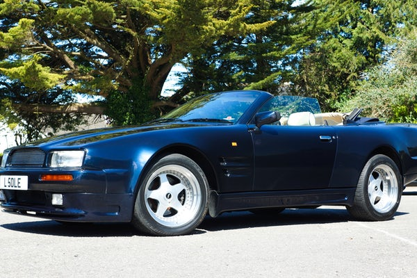 1995 Aston Martin Virage 5.3 V8 Volante - RESERVE LOWERED For Sale (picture 44 of 110)