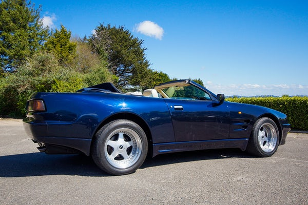 1995 Aston Martin Virage 5.3 V8 Volante - RESERVE LOWERED For Sale (picture 34 of 110)