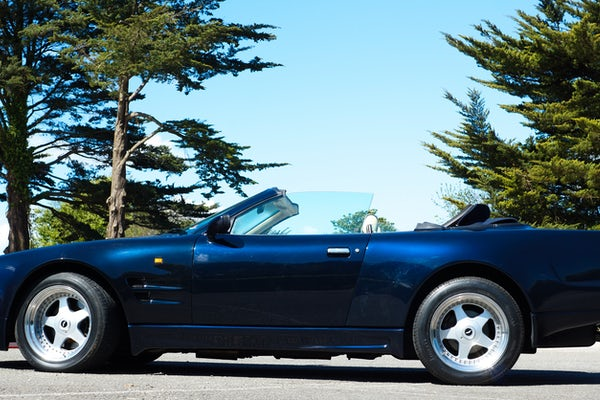 1995 Aston Martin Virage 5.3 V8 Volante - RESERVE LOWERED For Sale (picture 46 of 110)