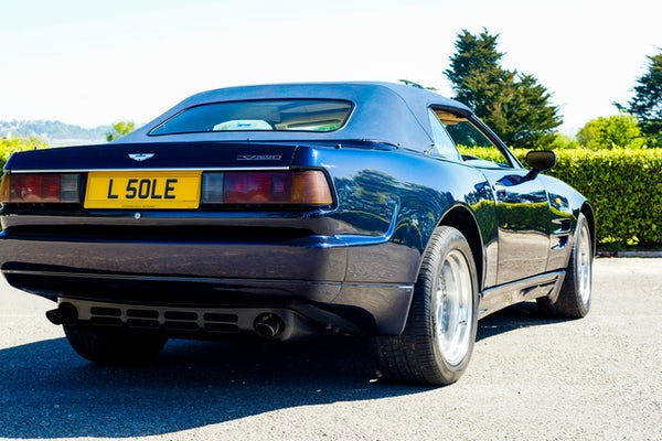 1995 Aston Martin Virage 5.3 V8 Volante - RESERVE LOWERED For Sale (picture 17 of 110)