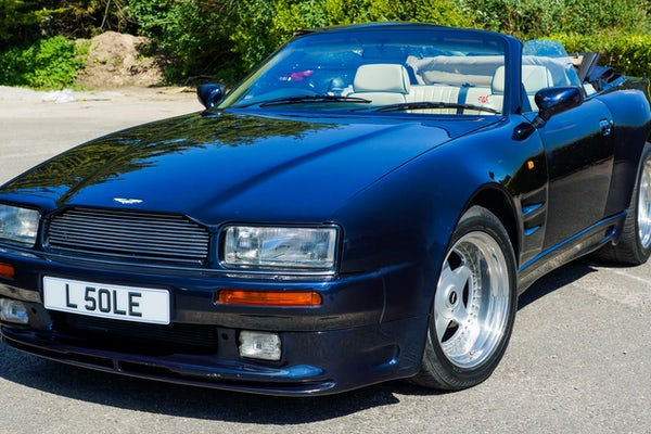 1995 Aston Martin Virage 5.3 V8 Volante - RESERVE LOWERED For Sale (picture 53 of 110)