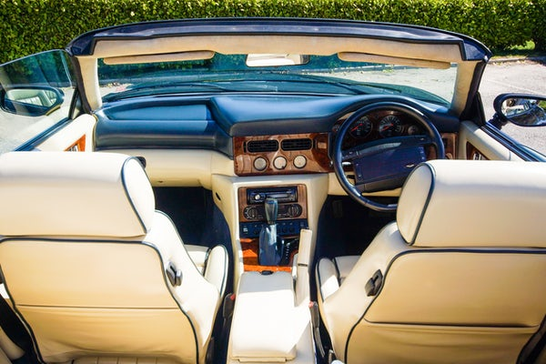 1995 Aston Martin Virage 5.3 V8 Volante - RESERVE LOWERED For Sale (picture 76 of 110)