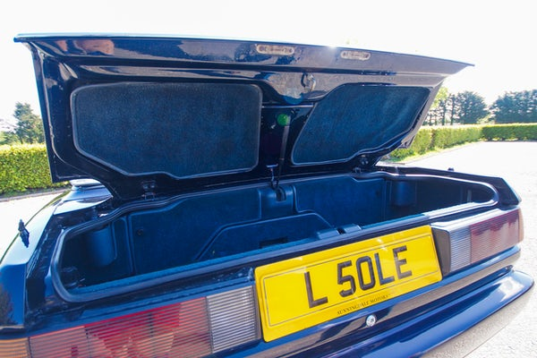 1995 Aston Martin Virage 5.3 V8 Volante - RESERVE LOWERED For Sale (picture 30 of 110)